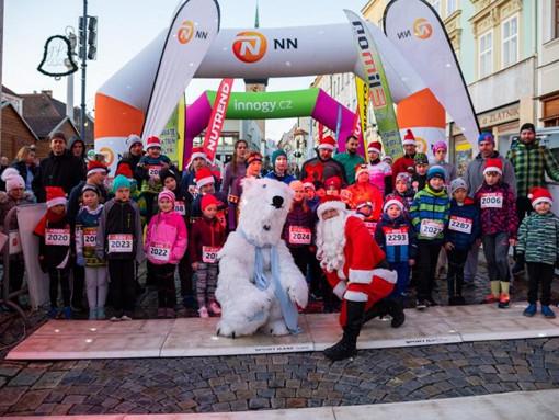 Christmas Run Praha