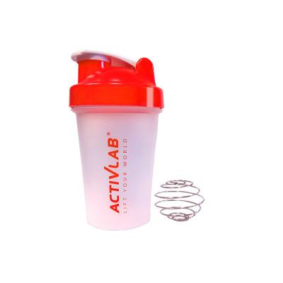 Shaker ActivLab Sport červený 700 ml