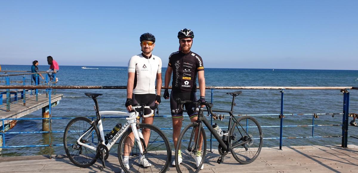 Cyklistické sústredenie Cyprus alebo prvé kilometre v teple