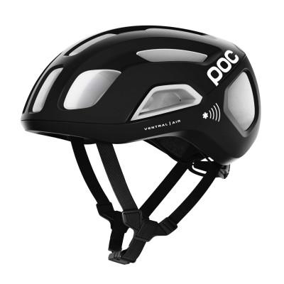 Cyklistická prilba POC Ventral Air SPIN NFC čierno / biela