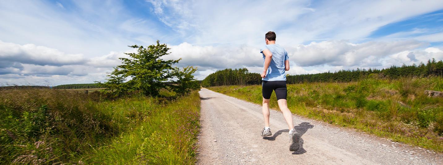 Beh a jeho pozitívne účinky na naše telo, zdravie aj psychiku