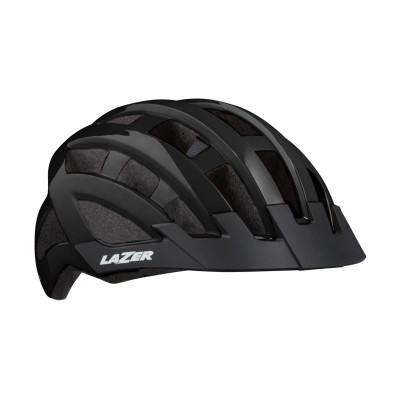Cyklistická prilba Lazer COMPACT čierna