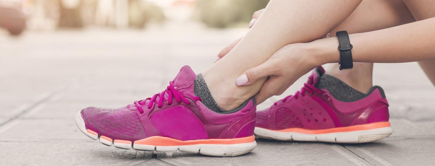 Najčastejšie bežecké zranenia