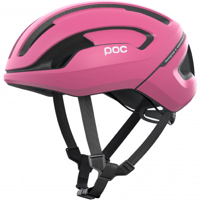 Cyklistická prilba POC Omne Air Spin Actinium - Pink Matt