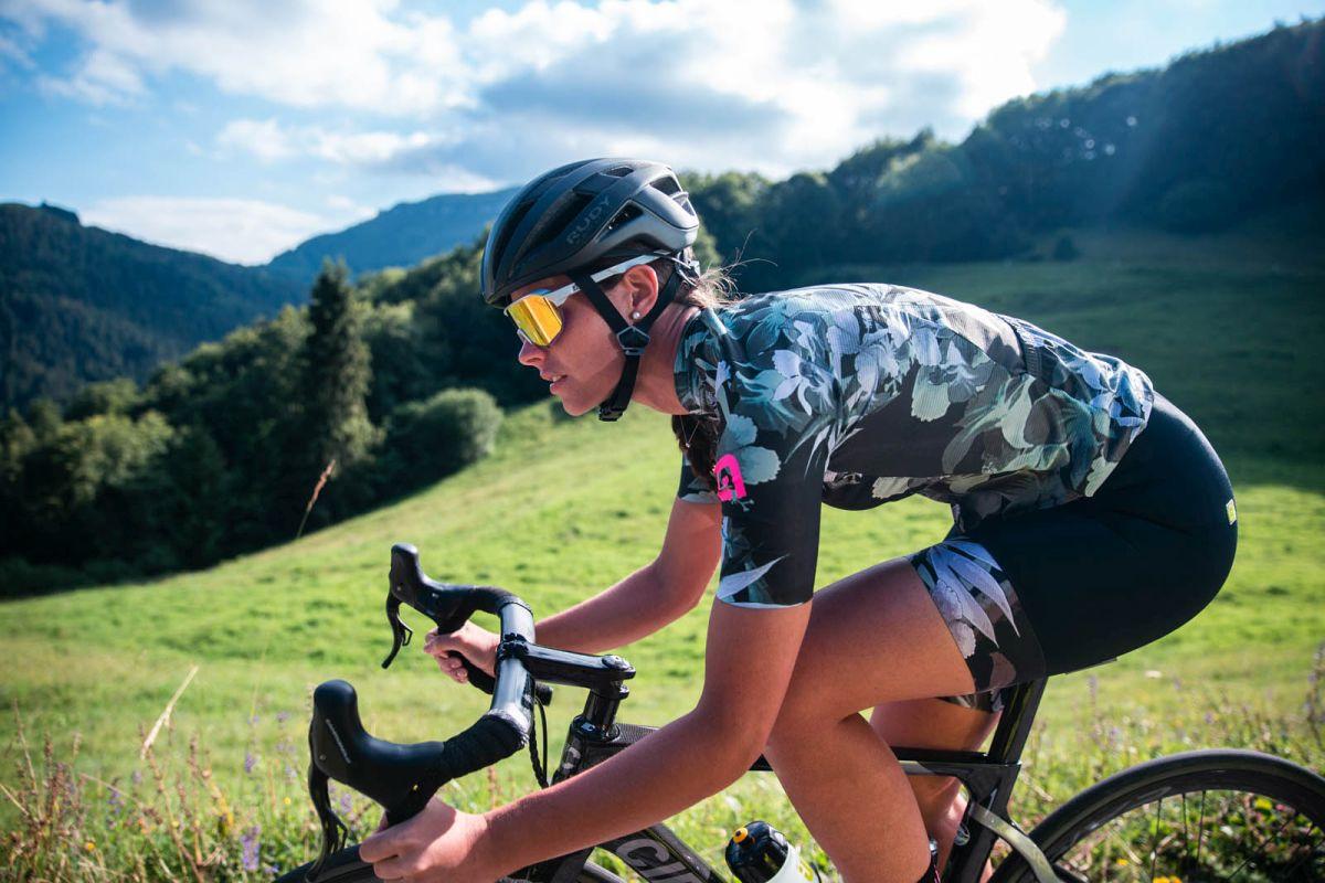 Pohodlné cyklistické dresy ALÉ Cycling.