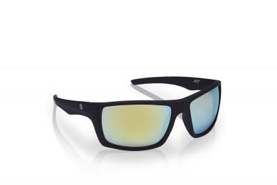 Brýle DEEP Black Mirrortronic Gold