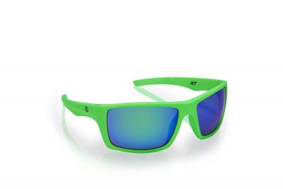 Brýle DEEP Green Mirrortronic Green