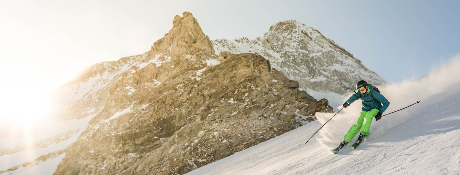 Kam na ľadovec v okolí Slovenska?
