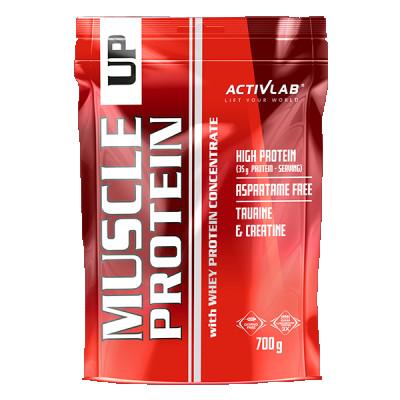 Muscle Up Protein ActivLab proteín s príchuťou čokoláda 700 g