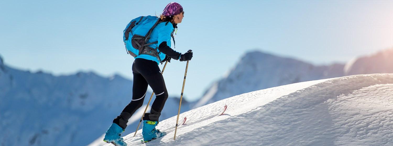 Začíname s bežkovaním: ako sa pripraviť na hory?