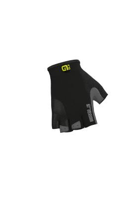 Cyklistické rukavice ALÉ COMFORT GLOVES čierne