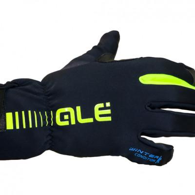 Cyklistické rukavice ALÉ  WINTER THINSULATE GLOVES