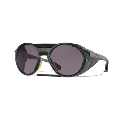 Slnečné okuliare OAKLEY Clifden BlkGrnPrp SP w/ Prizm Grey čierne