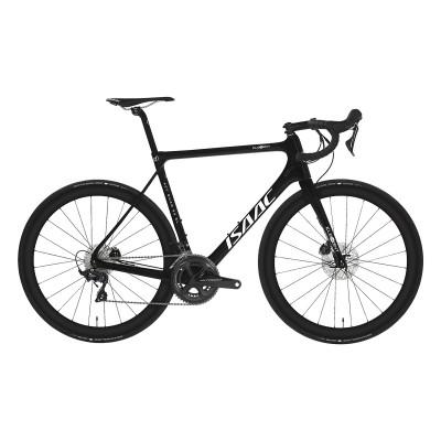 Cestný bicykel Isaac Element Disc čierna
