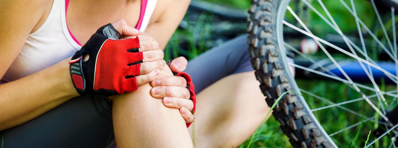 Najčastejšie cyklistické zranenia a ako sa im vyhnúť