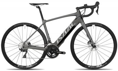 Hybridný bicykel Isaac Proton Hybrid Disc šedá