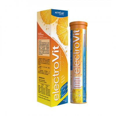 ElectroVit ActivLav pomarančová príchuť 20 tabliet