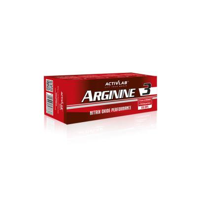 Arginine 3 ActivLab Arginín 120 kapsúl