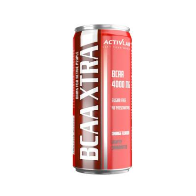 BCAA Xtra Drink ActivLab regeneračný nápoj pomaranč 250 ml 6 kusov