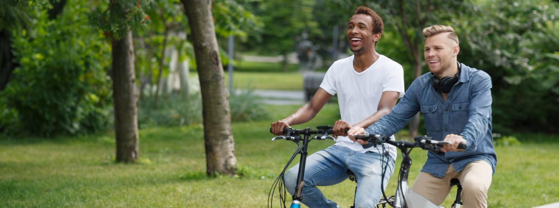 Aj jazdenie na elektrickom bicykli môžete považovať za tréning, potvrdzuje štúdia