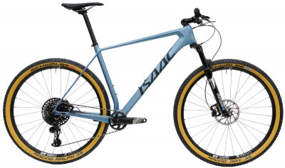 Horský bicykel Isaac Baryon 29 Boost modrá/ čierna