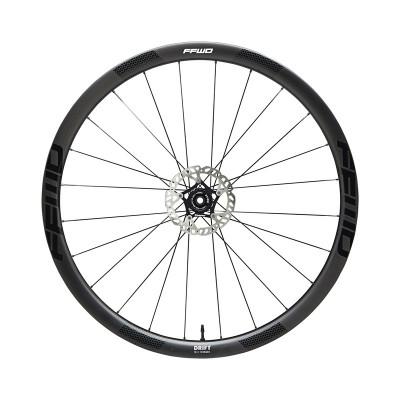 Karbonové kolesá DRIFT 36 mm FFWD 2:1 MattBlack plášť