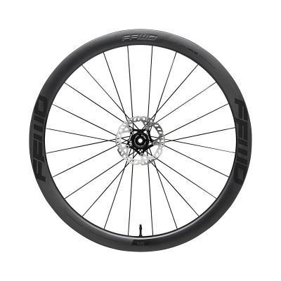 Karbónové kolesá pre cestný bicykel FFWD RAW 44 mm náboje DT180 EXP farba MattBlack plášť