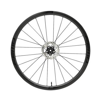 Karbónové kolesá pre cestný bicykel FFWD RYOT33 33 mm náboje DT240 2:1 EXP  plášť
