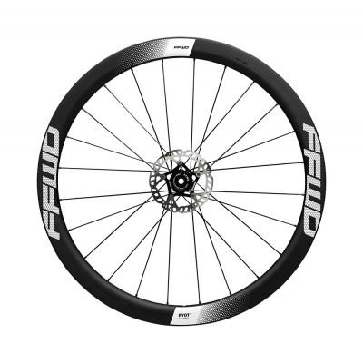 Karbónové kolesá pre cestný bicykel FFWD RYOT44 (44 mm), DT240 2:1 EXP, White, galuska