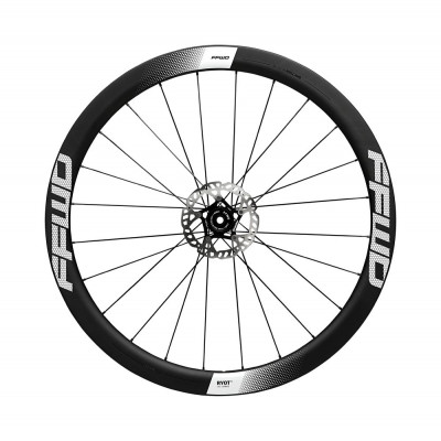 Karbónové kolesá na cestný bicykel Fast Forward RYOT44 44 mm FFWD 2:1 plášť