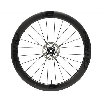 Karbónové kolesá pre cestný bicykel FFWD RYOT55 55 mm DT240 2:1 EXP farba MattBlack plášť