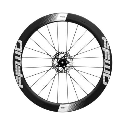Karbónové kolesá FFWD pre cestný bicykel RYOT55 55 mm náboje FFWD 2:1 galuska