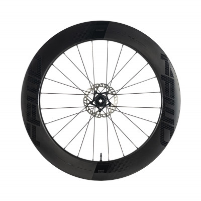 Karbónové kolesá RYOT77 77 mm FFWD 2:1 farba MattBlack plášť
