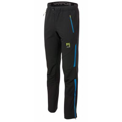Outdoorové nohavice pánske Karpos CEVEDALE EVO svetlomodré/čierne