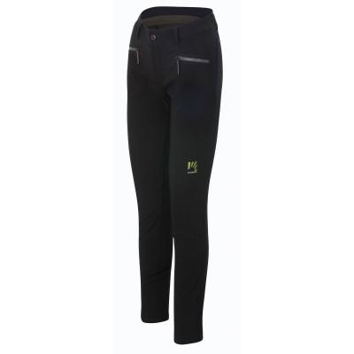 Outdoorové nohavice dámske Karpos DOLOMIA čierne