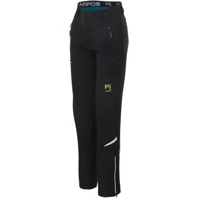 Outdoorové nohavice dámske Karpos EXPRESS EVO 200 čierne/biele