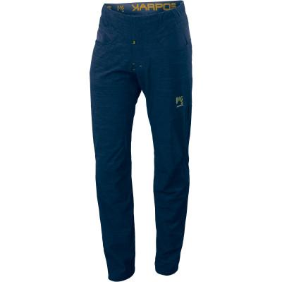 Outdoorové nohavice pánske Karpos Futura tmavomodré