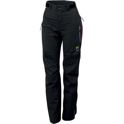 Outdoorové nohavice dámske Karpos JORASSES PLUS čierne