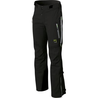 Outdoorové nohavice pánske Karpos JORASSES PLUS čierne