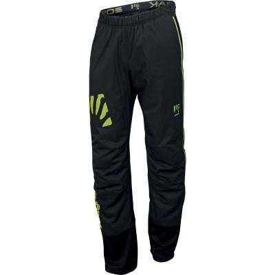 Outdoorové nohavice pánske Karpos LYSKAMM čierne