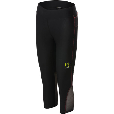 Karpos QUICK EVO dámske 3 nohavice čierne/ružové