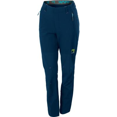 Letné outdoorové nohavice dámske Karpos RAMEZZA LIGHT tmavomodré