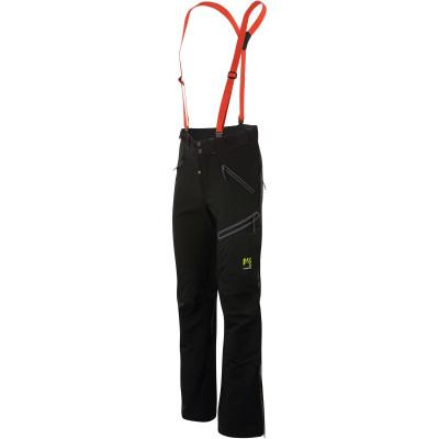 Outdoorové nohavice pánske Karpos SCHIARA EVO čierne/tmavosivé