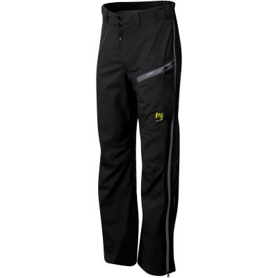 Outdoorové nohavice pánske Karpos STORM EVO čierne
