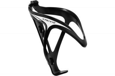 Košík na bicykel Trivio čierno/biely