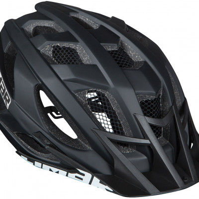 Cyklistická prilba LIMAR MTB 888 čierna