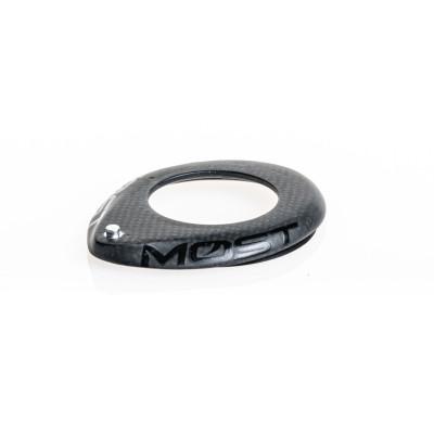 MOST Aero kryt hlavového zloženia 1K karbón 4,5 mm