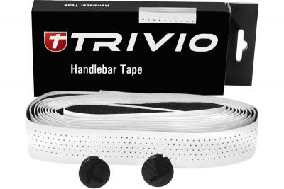 Omotávka na bicykel Trivio Soft biela