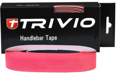 Omotávka na bicykel Trivio Soft ružová