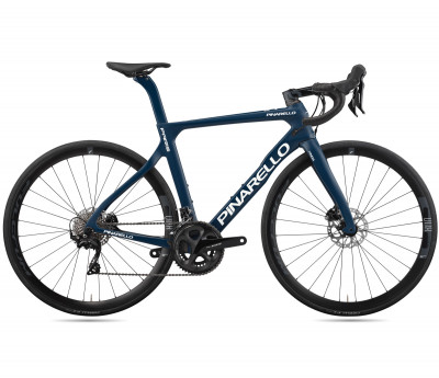 Cestný bicykel Pinarello Paris Disk 105 Fulcrum Racing 800 červený